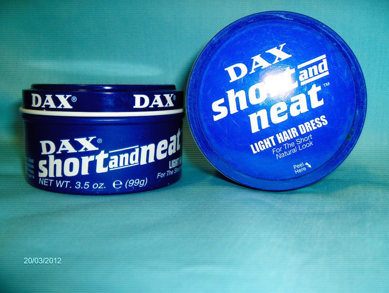 "DAX Short & Neat (""The blue DAX"")"